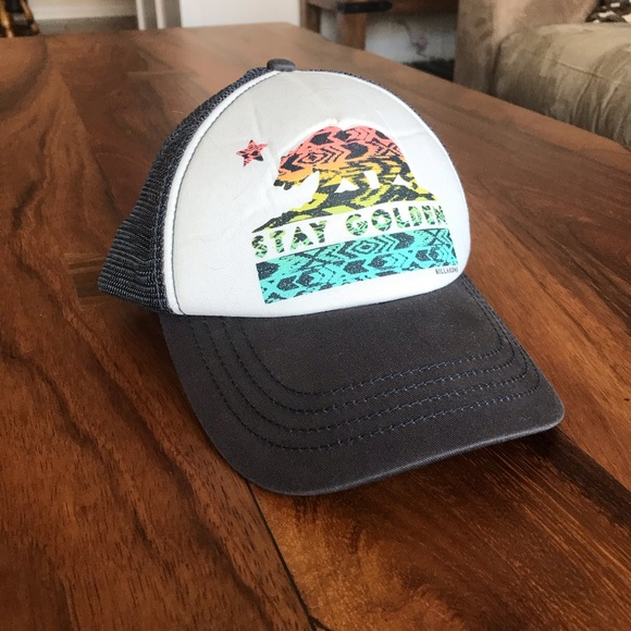7b7983397070e5 Billabong Accessories | California Stay Golden Hat | Poshmark